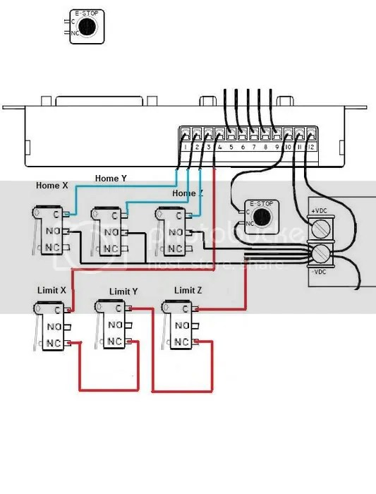 cnc limit switch wiring diagram wiring schematic diagram CNC Limit Switch Wiring cnc limit switch wiring diagram online wiring diagram honeywell limit switch wire diagram mach3 limit switch