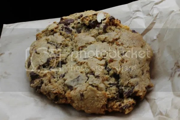 Chocolate, Apricot & Macadamia Cookie
