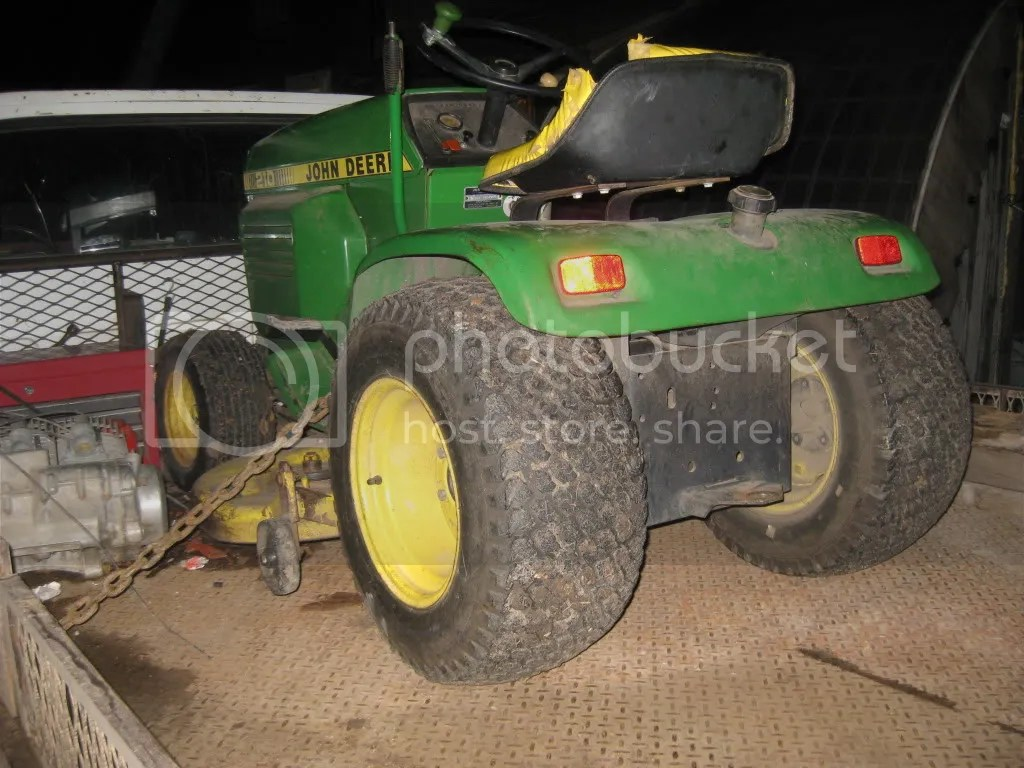 hight resolution of john deere 210 with pics
