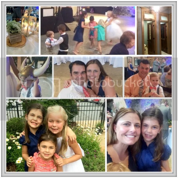 Our weekend away for the wedding in Atlanta! Cousins, dancing and a Photo Booth of course!