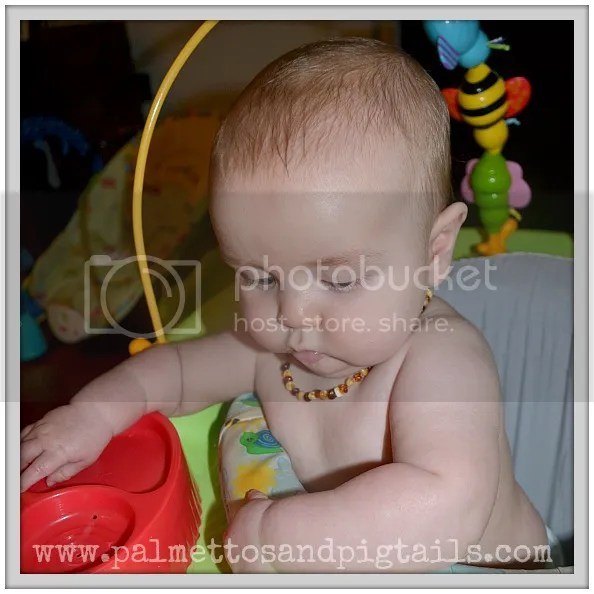 A Review of Bouncy Baby Boutique's Baltic Amber Necklaces