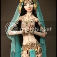 Enchanted Doll - Marina Bychkova