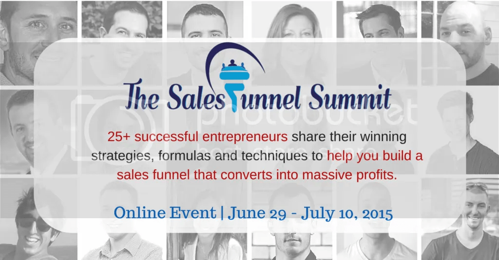 Sales Funnel Summit Banner