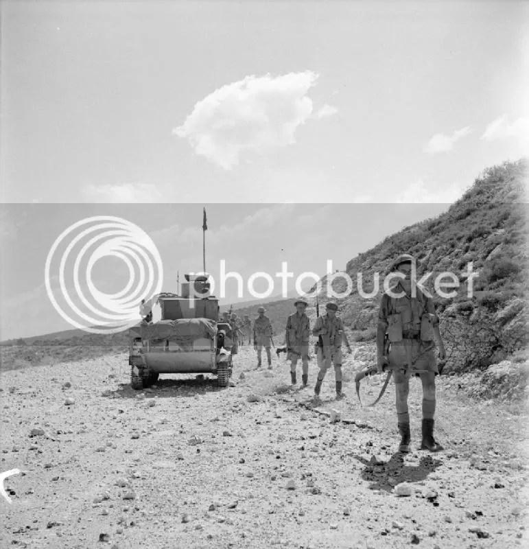Resultado de imagen de batallón australiano libano 1941 imagenes