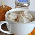 Pumpkin Spice Whip Cream