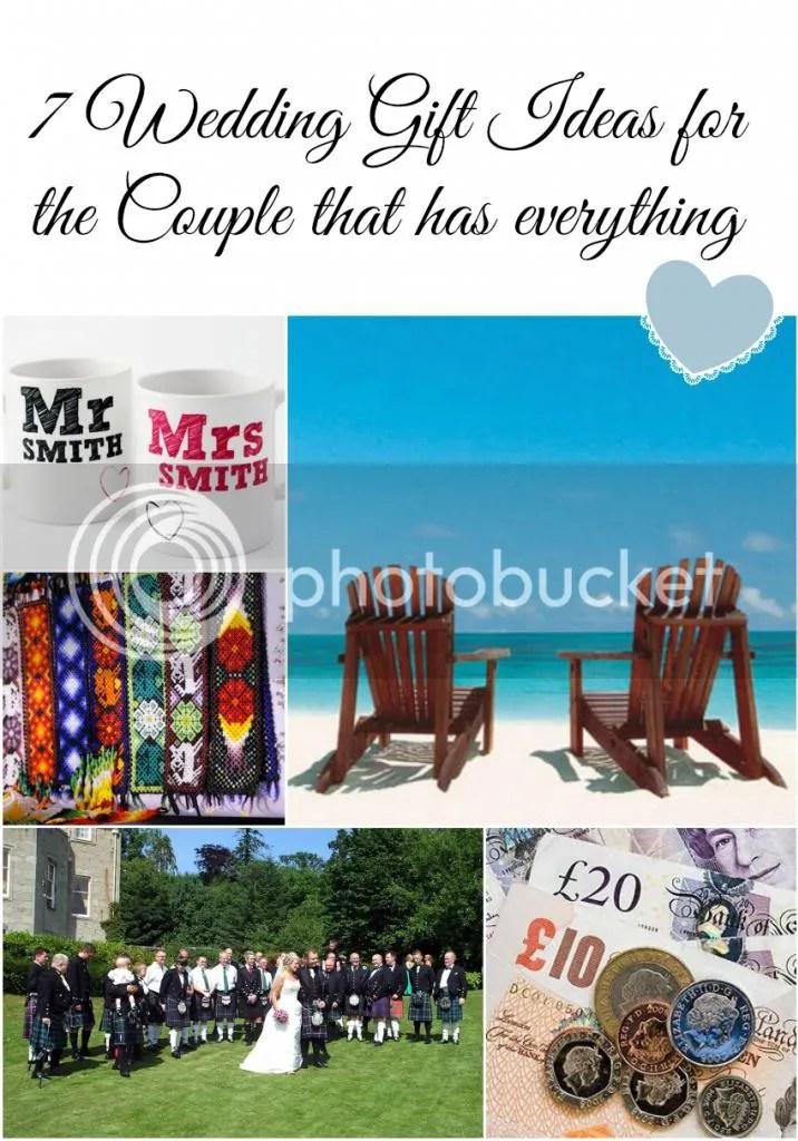 Wedding Gift Ideas Couple Has Everything: 7 Wedding Gifts For The Couple That Has Everything