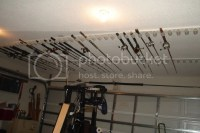 ceiling mounted rod racks - Pensacola Fishing Forum