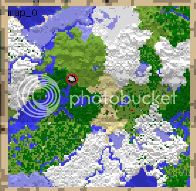 【其他】【1.2.3】地圖存檔分享(高聳針葉林、2個村莊、完全無開發狀態) @Minecraft 我的世界(當個創世神 ...