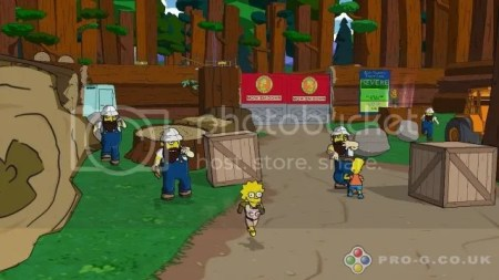 [Wii] The Simpsons Game (2007) PAL - Full ENG