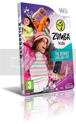 [Wii] Zumba Kids - The Ultimative Zumba Dance Party (2014) PAL - Sub ITA iCON