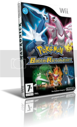 [Wii] Pokemon Battle Revolution (2007) PAL - Full ITA P2P