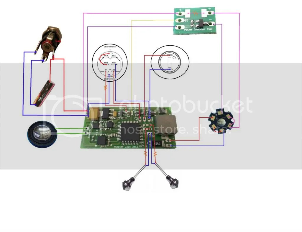 hight resolution of though this is a pc v2 the principle is the same for the pc v3 with a minor change for the foc die special thanks to the yin for the diagram