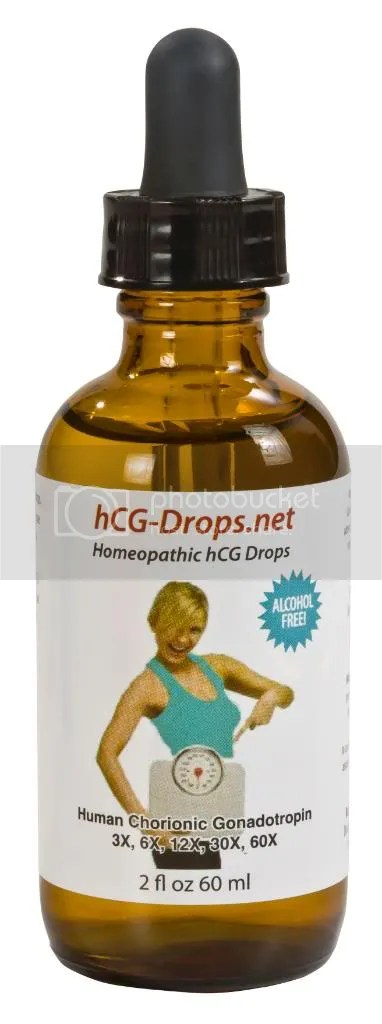 best hcg drops market