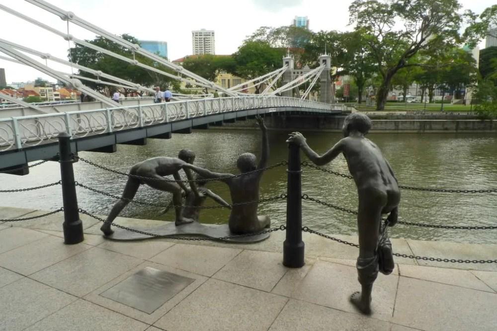 Sculpting Singapore (2/6)