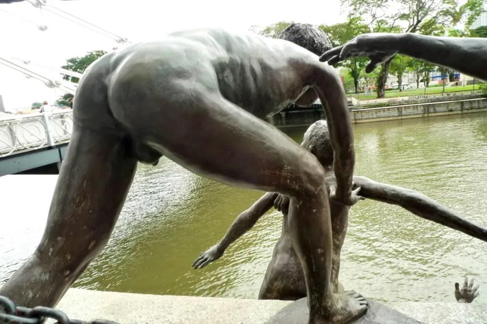 Sculpting Singapore (1/6)