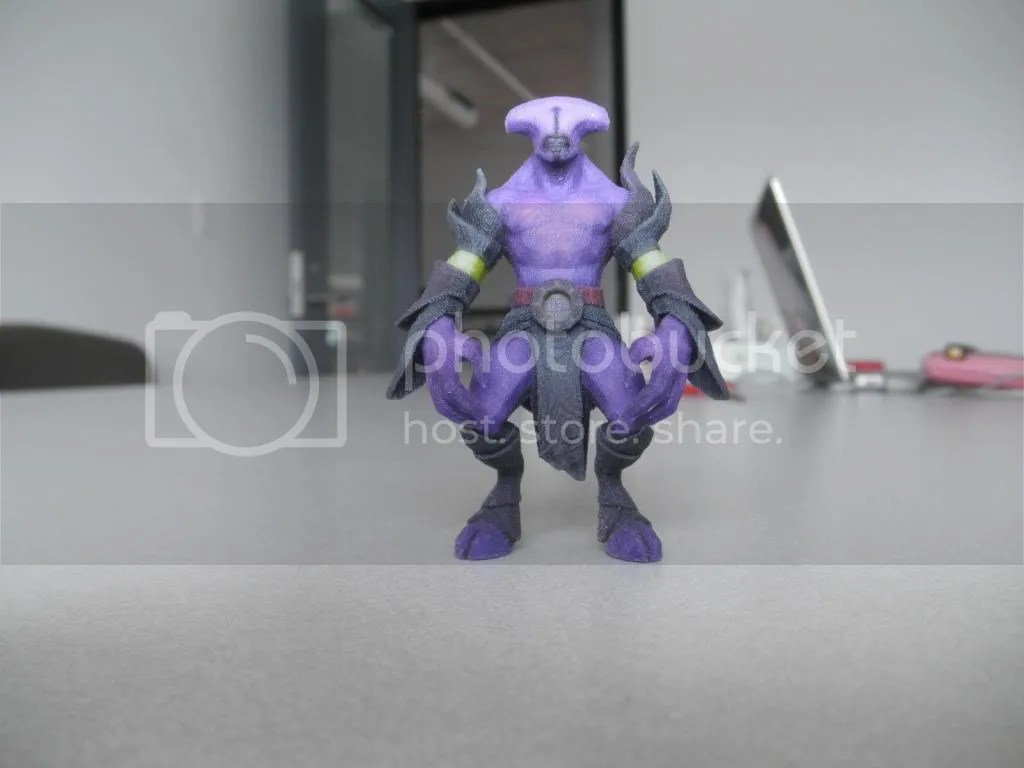 How to 3D Print Your Dota2 Hero (In Color)