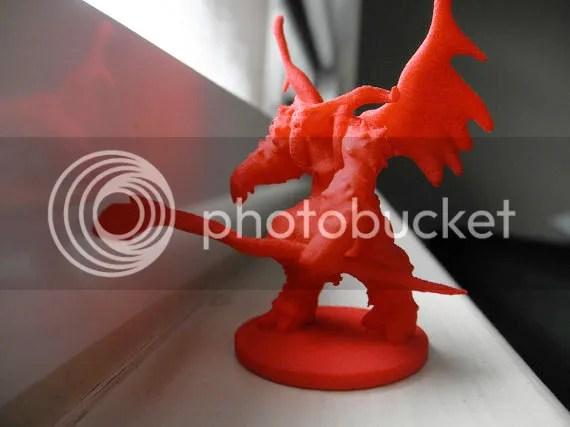 Rakdos figurine
