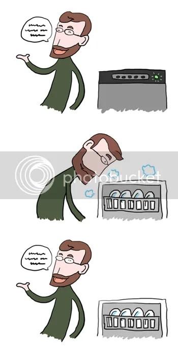 Dishwasher Funnies