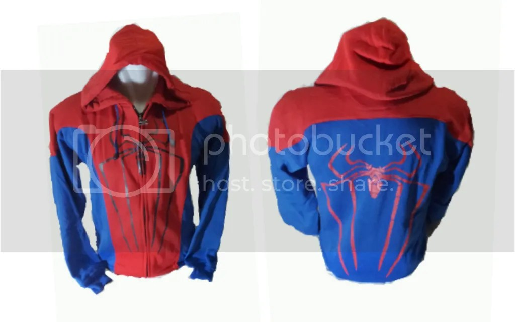 Jaket Super Hero
