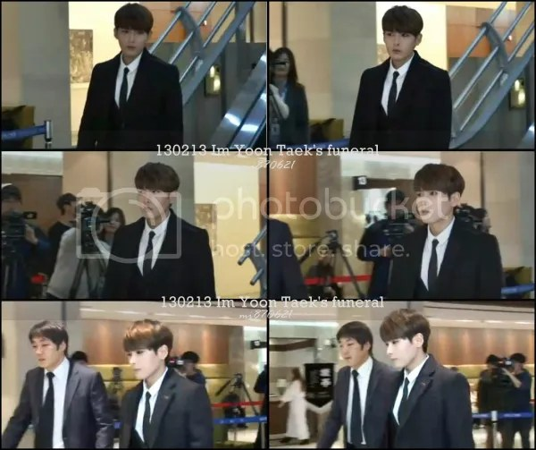 130213_Ryeowook_at_LimYoonTaek_Funeral