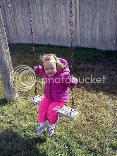 nellie swinging