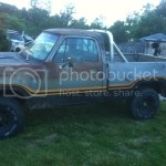 1978 Dodge Power Wagon Short Bed 4x4 For A Bodies Only Mopar Forum