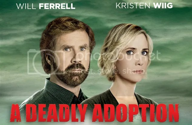 Will Ferrell and Kristen Wiig star in Lifetime's