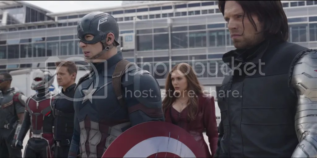 Dallas blogger James Bingham reviews Captain America: Civil War.