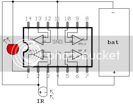 Infrared Proximity Sensor Infrared Heat Sensor Wiring