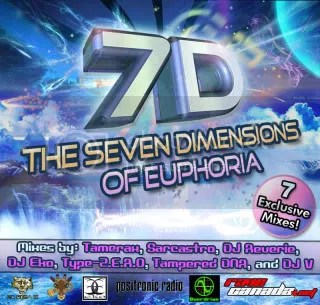 7D:  The Seven Dimensions Of Euphoria