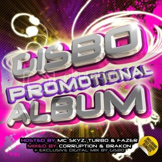 Gisbo Promotional Album