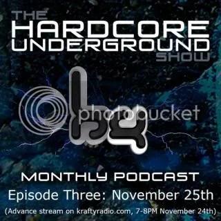 Hardcore Underground - Podcast 3