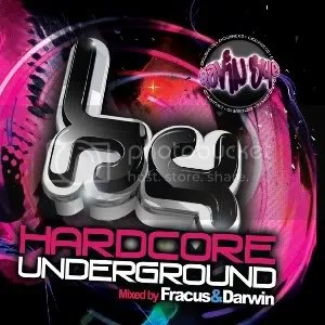 Hardcore Underground: Ravin' Eye Mix