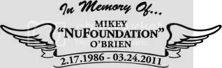 RIP Mikey