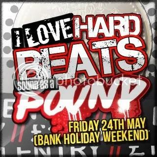 I Love Hard Beats - Sound As A Pound