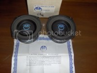 WTB Old School M&M components or subwoofers (Perhaps O/S ...