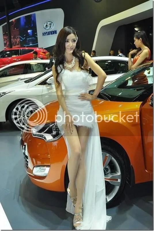 Sexy model Li Yingzhi in Guangzhou  2, girl xinh, gai xinh, gai xinh, anh girl xinh,  Sexy model Li Yingzhi in Guangzhou Motor Show 2011