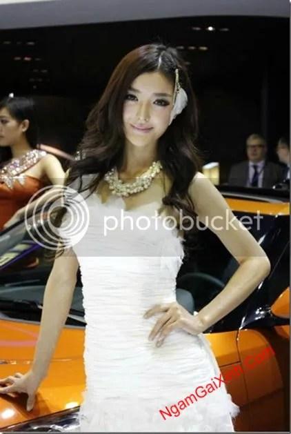 Sexy model Li Yingzhi in Guangzhou  5, girl xinh, gai xinh, gai xinh, anh girl xinh,  Sexy model Li Yingzhi in Guangzhou Motor Show 2011