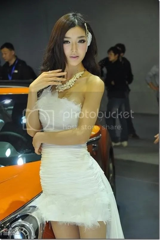 Sexy model Li Yingzhi in Guangzhou , girl xinh, gai xinh, gai xinh, anh girl xinh,  Sexy model Li Yingzhi in Guangzhou Motor Show 2011