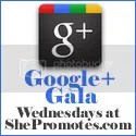 Google+ Gala Weekly Google+ Blog Hop