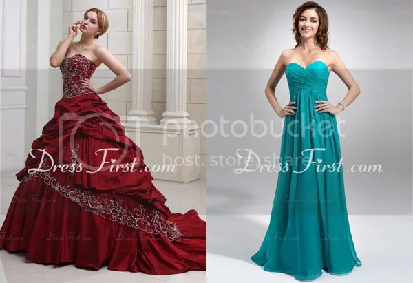 Affordable And Elegant Gowns At DressFirst