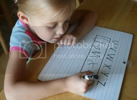 Ways To Make Practicing Penmanship Easy And Fun For Your Pre-schooler