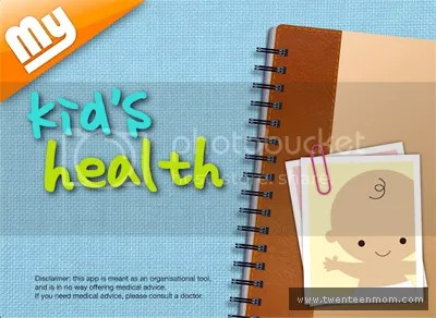 Review: My Kid's Health by Pomelo Limited