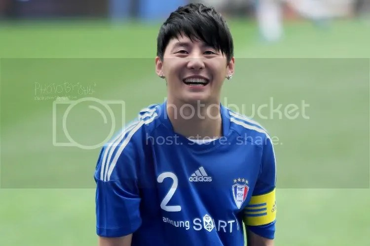 [PhotosSpam-HQ] 110702 Junsu's FC Men! ~ Freshly Junchan with the short cut hairstyle..cute ~^_^~