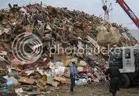 1000 tonna törmelék Fukusima mellől Tokiónak