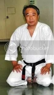 Shihan Koji Uchijama
