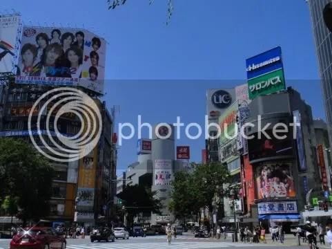Inter Japán Magazin: Tokió, Sibuja állomás