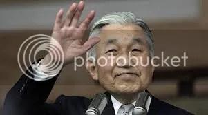 Akihitó Császár 79 éves