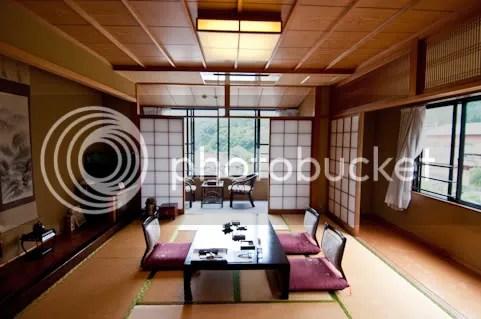 Inter Japán Magazin: Japán szoba