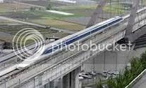 A japán Maglev vonat